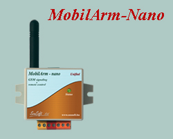 Economical price GSM signalling device for home security systems with built-in antenna. It can be connected to any burglary or any fire alarm center.It can send SMS to 4 mobile numbers and can also call them.