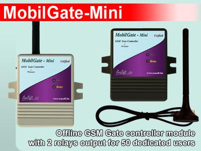 effordable gate controller